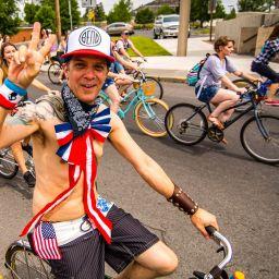 freedom ride biking under the influence Bend Oregon